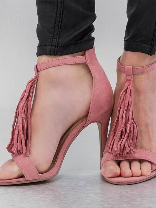 Vero Moda Žabky vmElisabeth ružová