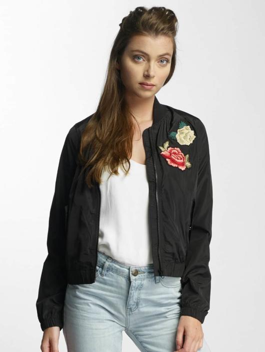 Vero Moda Куртка-бомбардир vmRose черный