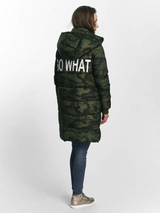 Vero Moda Abrigo vmKevina camuflaje