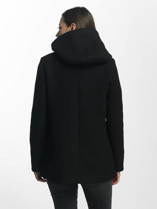 Vero Moda Abrigo vmCollar negro