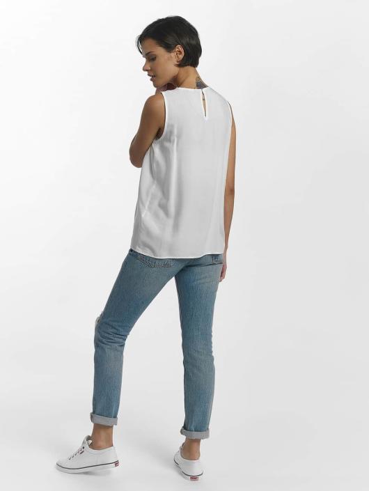 Vero Moda Blúzky/Tuniky vmBoca biela