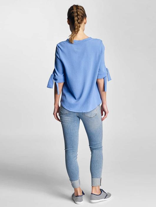 Vero Moda Blúzky/Tuniky VmGertrud modrá