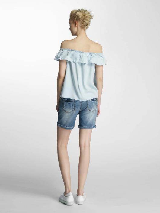 Vero Moda Blúzky/Tuniky vmKatinka modrá