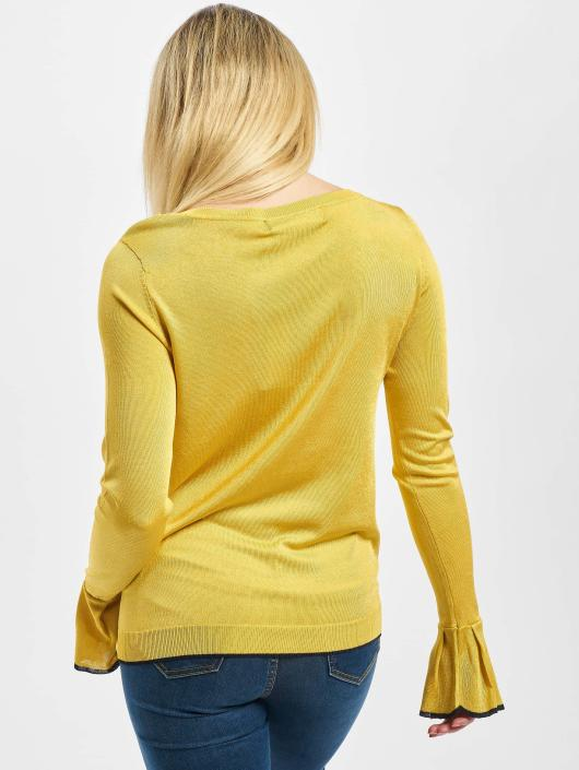 Vero Moda Blouse/Tunic vmChelsey yellow