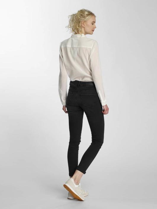 Vero Moda Bluser/Tunikaer vmBasa Midi Woven hvit