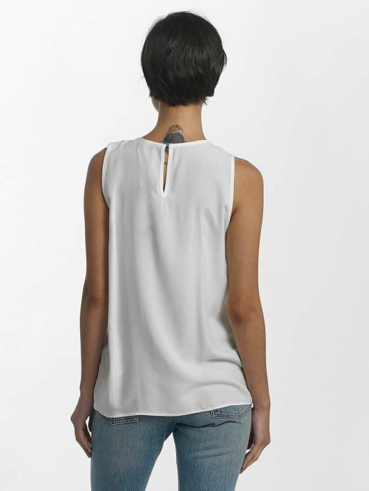 Vero Moda Bluzka/Tuniki vmBoca bialy