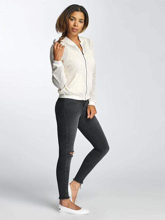 Vero Moda Bomber jacket vmElrose white