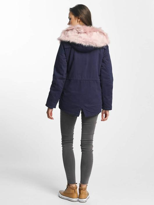 Vero Moda Chaqueta de invierno vmRenia azul
