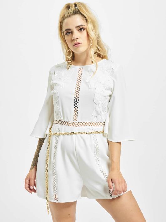 VmKai Vero amp; Moda Combinaison blanc Combishort WZTZIrpf