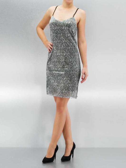Vero Moda Dress VMStinne silver colored