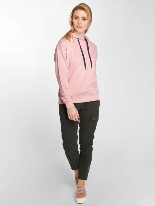 Vero Moda Felpa con cappuccio vmMandi rosa chiaro