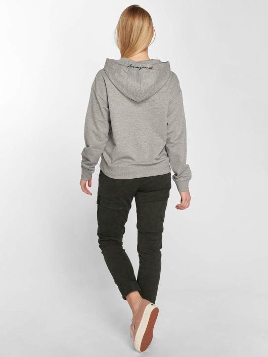 Vero Moda Hoodie vmMandi gray
