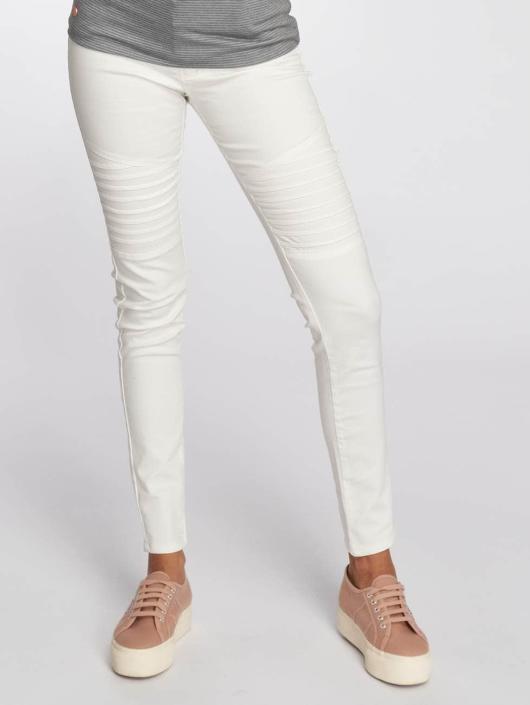 988007260d91 ... Vero Moda Jean skinny vmHot blanc ...