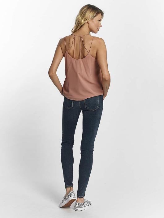 Vero Moda Jean slim vmSeven Super Slim bleu