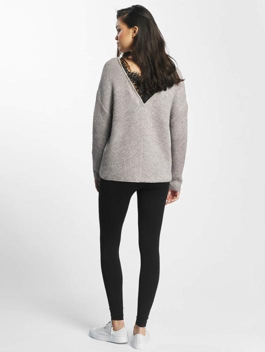 Vero Moda Jersey vmBuena Lena gris