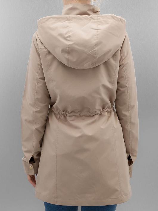 Vero Moda Kabáty VMPernille béžová