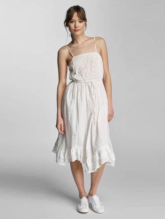vero moda vit klänning