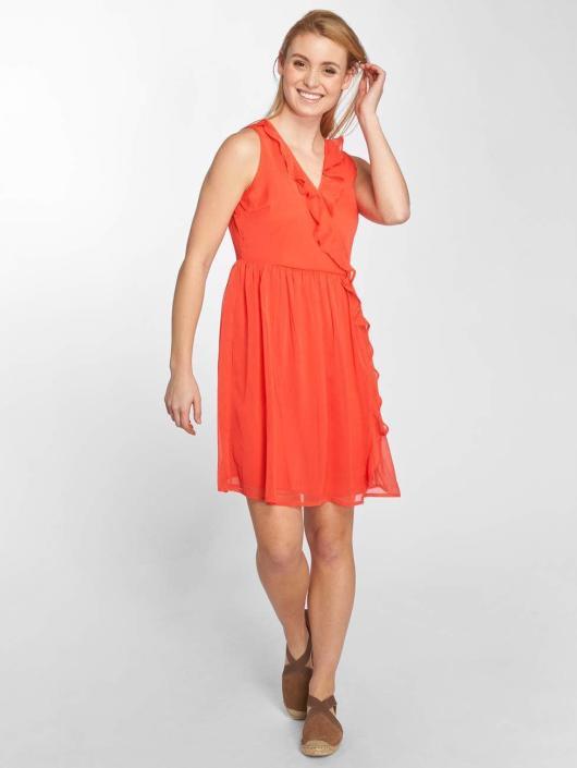 Vero Moda Kleid vmKenzie rot