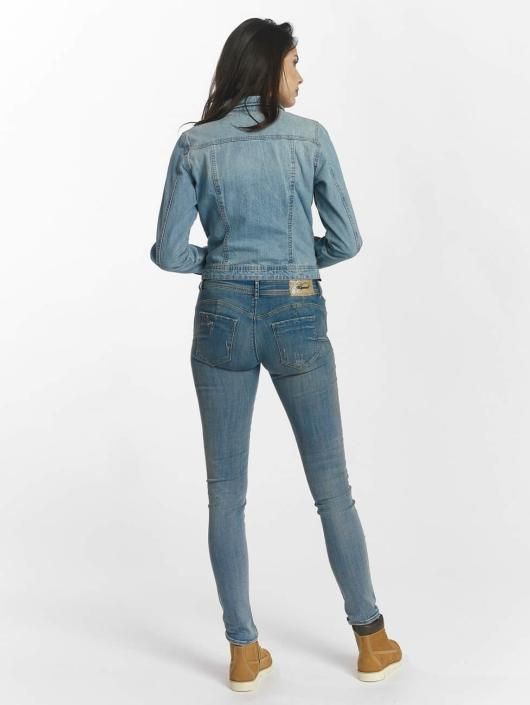 Vero Moda Kurtka Dzinsowa VMDanger niebieski