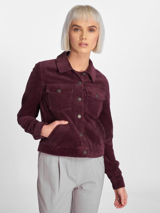 Vero Moda Lightweight Jacket vmClea red