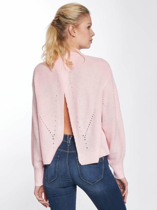 Vero Moda Maglia vmRachel rosa chiaro