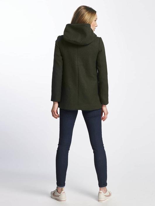 Vero Moda Mantel vmCollar grün