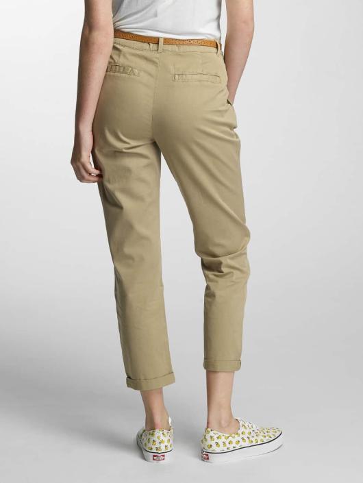 Vero Moda Pantalon chino vmDonny beige