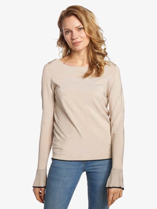 Vero Moda Pullover vmChelsey beige