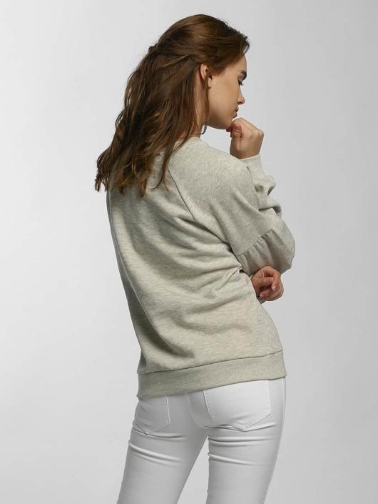 Vero Moda Pullover vmPuffy grau