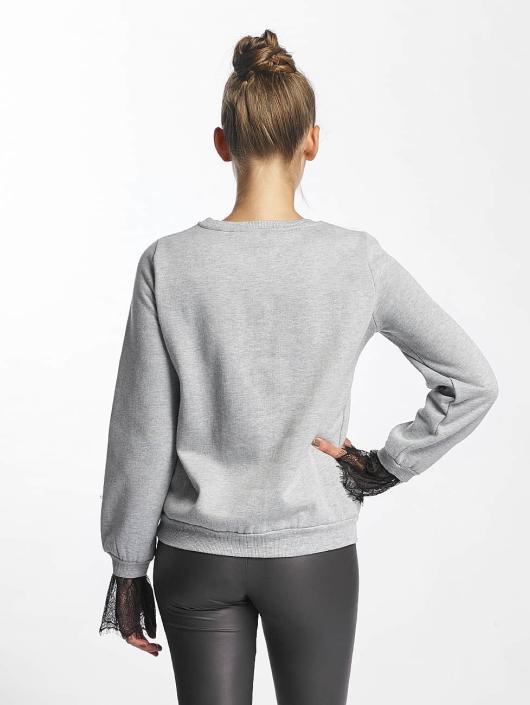 Vero Moda Pullover vmBessie grau