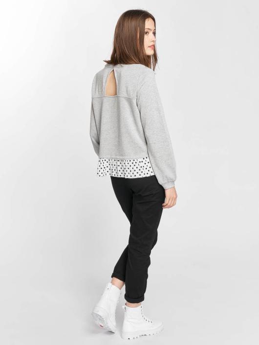 Vero Moda Pullover vmLinit gray