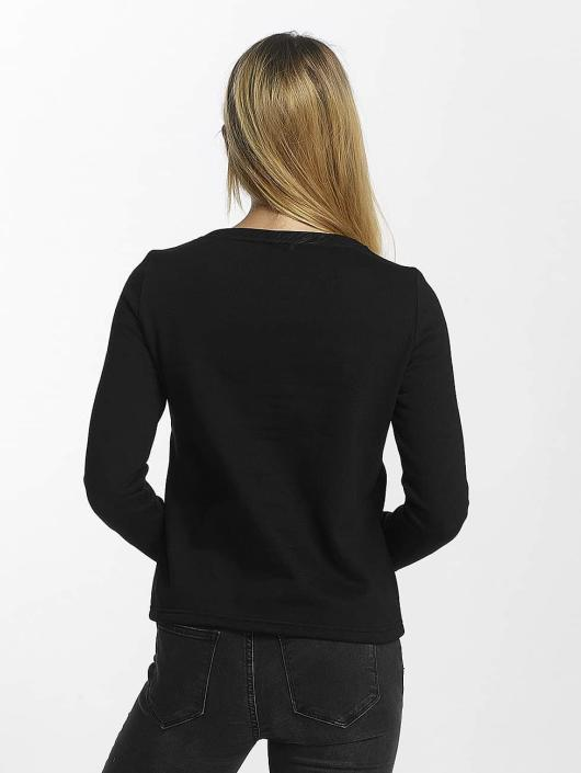 brand new 77909 4a075 Vero Moda vmEye Sweatshirt Black