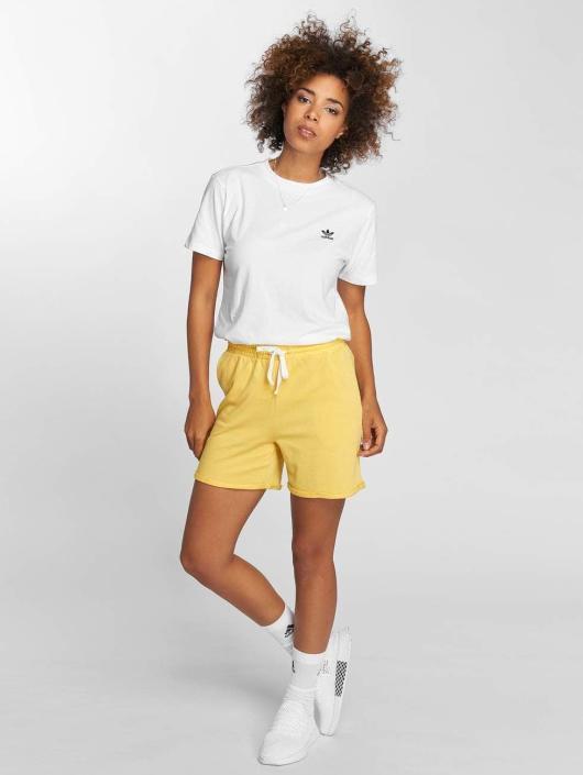 Vero Moda Shorts vmBlaire giallo