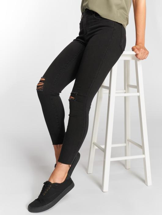 Sportschuhe bester Verkauf modisches und attraktives Paket Vero Moda vmTeresa MR Skinny Fit Ankle Jeans Black