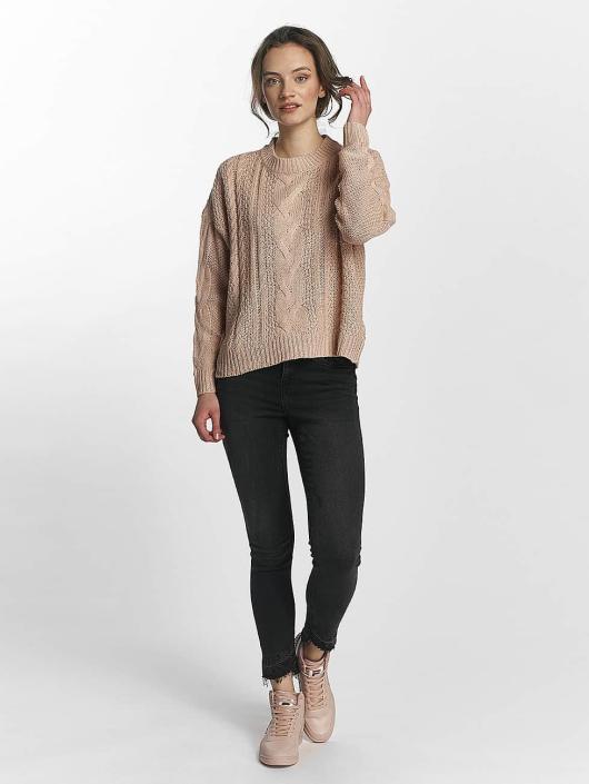 Vero Moda Slim Fit Jeans vmSeven schwarz