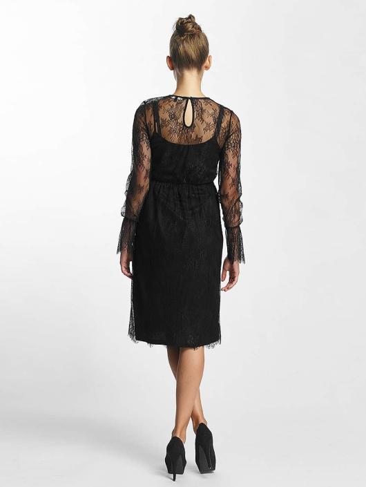 Vero Moda Sukienki vmSwan Lace czarny