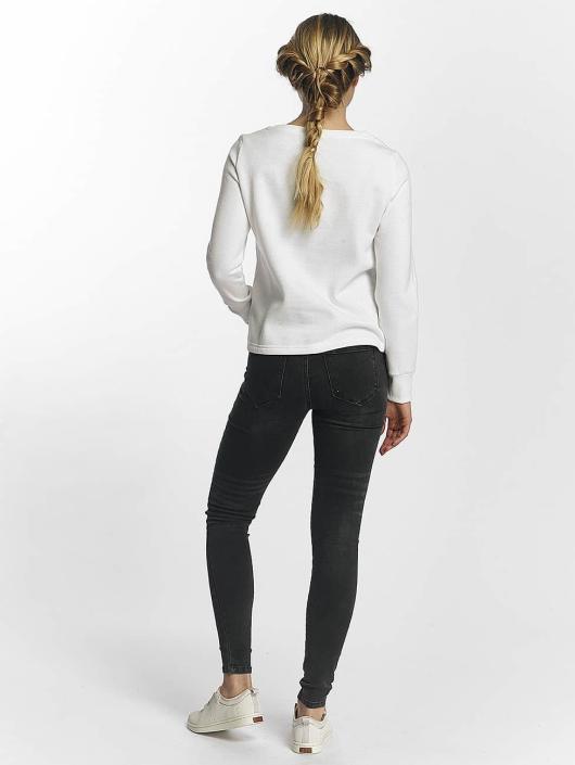 Vero Moda Swetry vmEye bialy