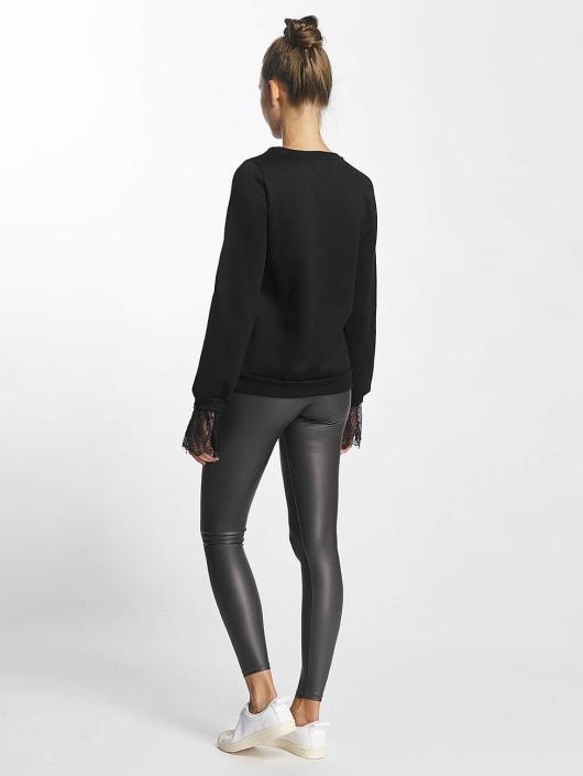 Vero Moda Swetry vmBessie czarny