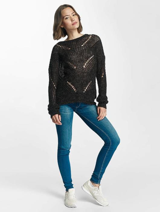 Vero Moda Swetry vmCupertino czarny