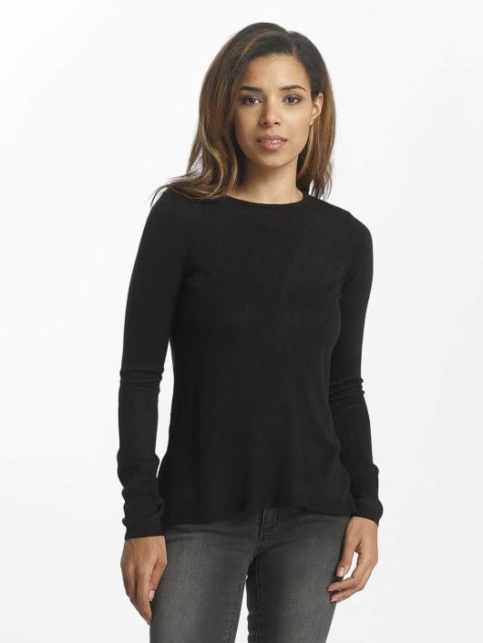 Vero Moda Swetry vmSami czarny
