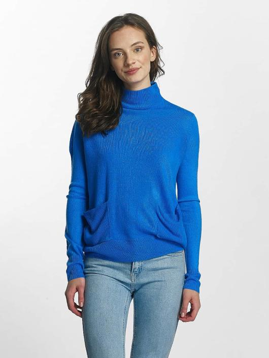 Vero Moda Swetry vmSami niebieski
