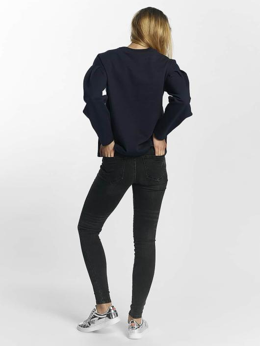 Vero Moda Swetry vmBida niebieski