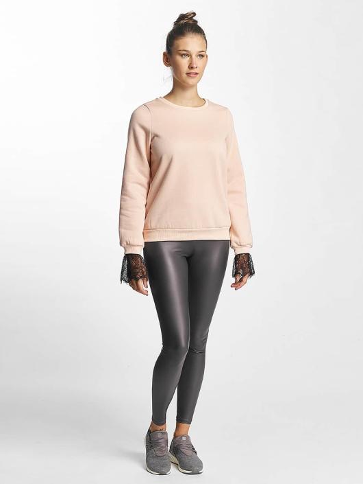 Vero Moda Swetry vmBessie rózowy