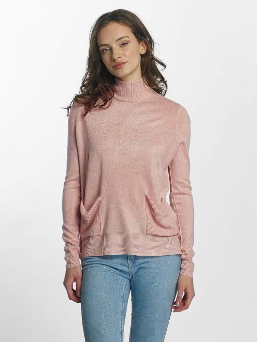 Vero Moda Swetry vmSami rózowy