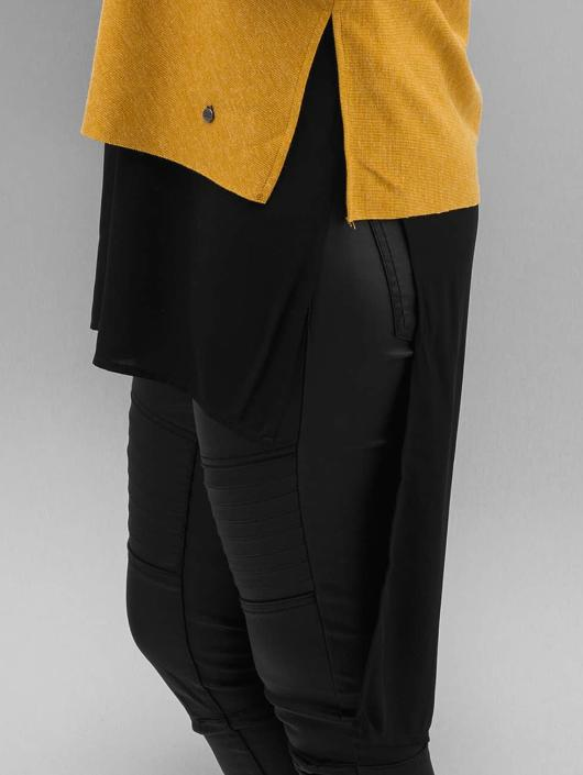 Vero Moda Swetry vmNora zloty