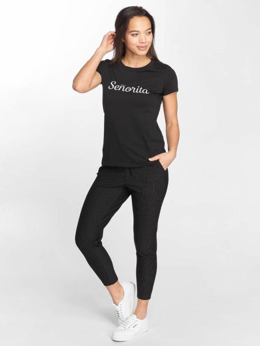 Vero Moda T-Shirt vmLola black
