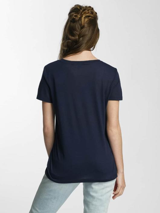 Vero Moda T-Shirt vmSpicy blau