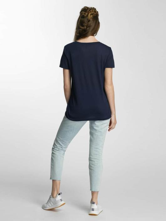 Vero Moda T-Shirt vmSpicy blue