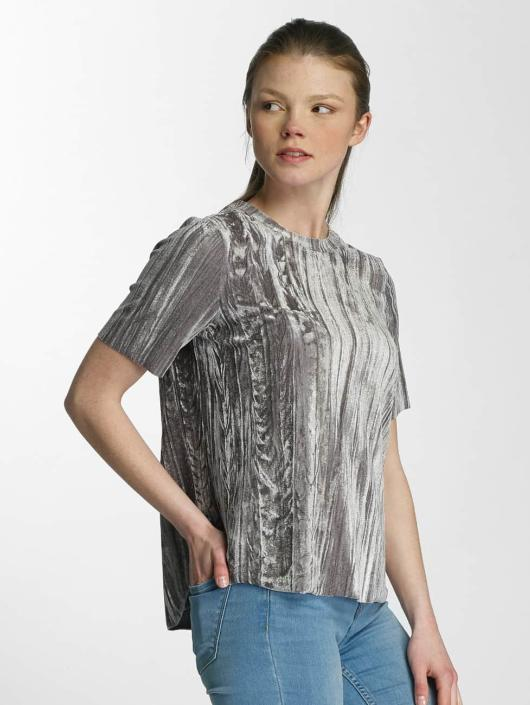 Vero Moda T-Shirt vmMaila grau