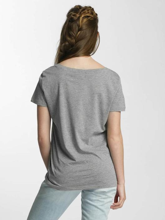 Vero Moda T-Shirt vmSpicy grau